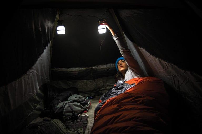 Goal Zero Camping Light
