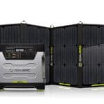 Yeti 1250 Portable Battery with Nomad 100 Solar Panel