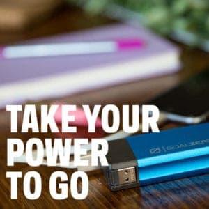portable solar power for on the go