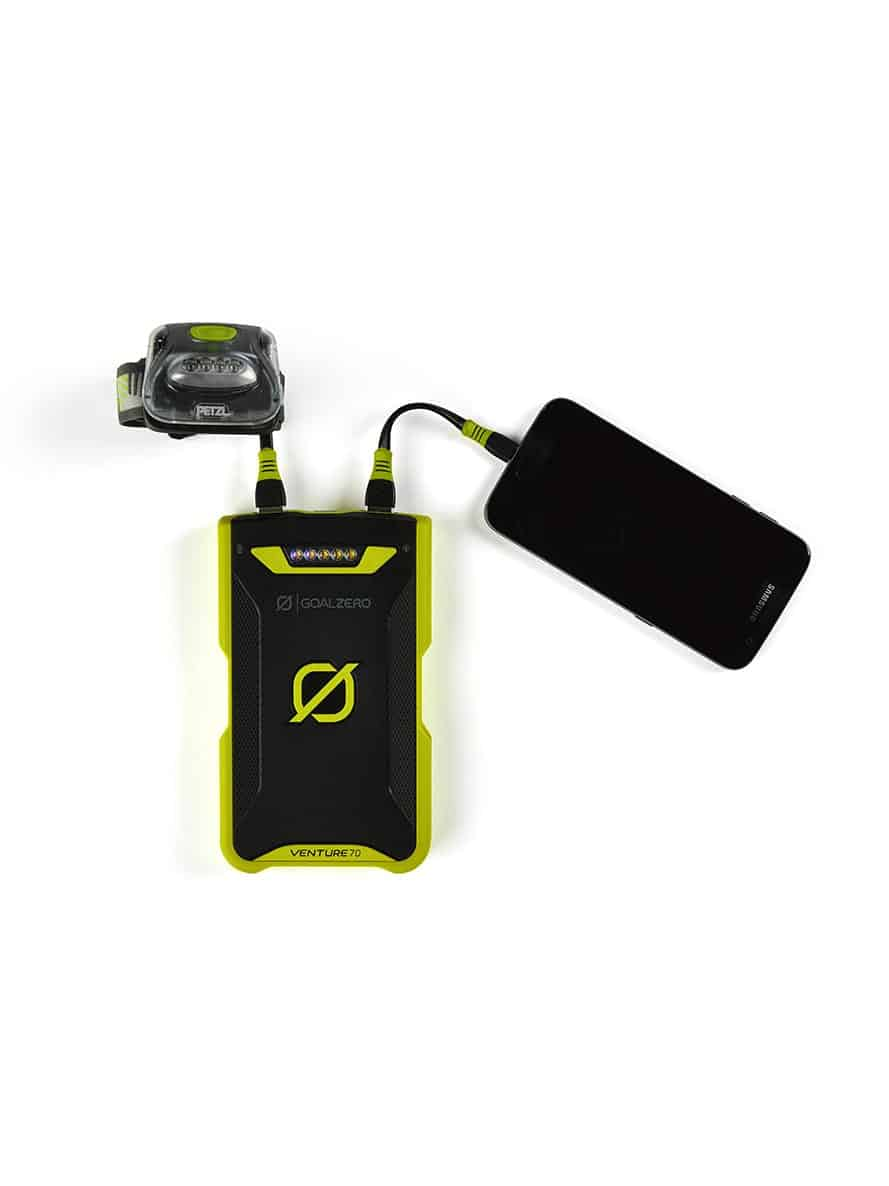 Venture 70 Recharger - Great for recharging GoPros