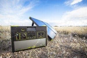Lithium Yeti 1400 Portable Solar Generator