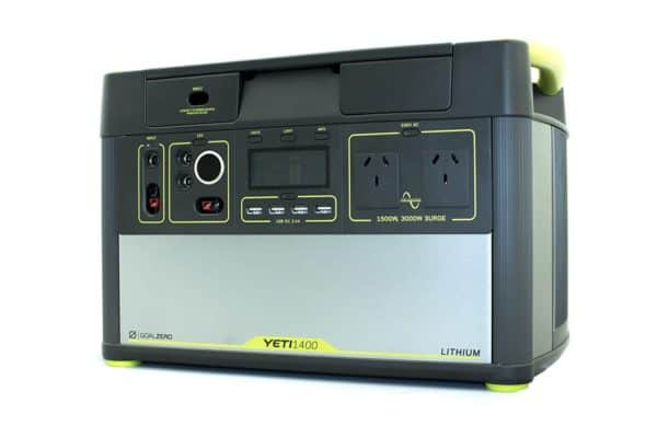 Lithium-Yeti-1400-Australia-Portable-Solar-Recharger